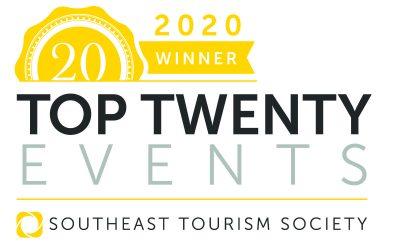 Gaffney Event Named Top 20